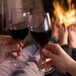 Soirée saint Valentin au vignoble du Domaine d'Anglas